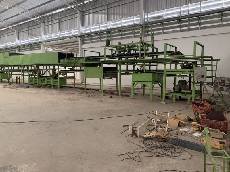 For SaleFactoryKanchanaburi : Selling a new rubber glove factory for investors, being only cheap.