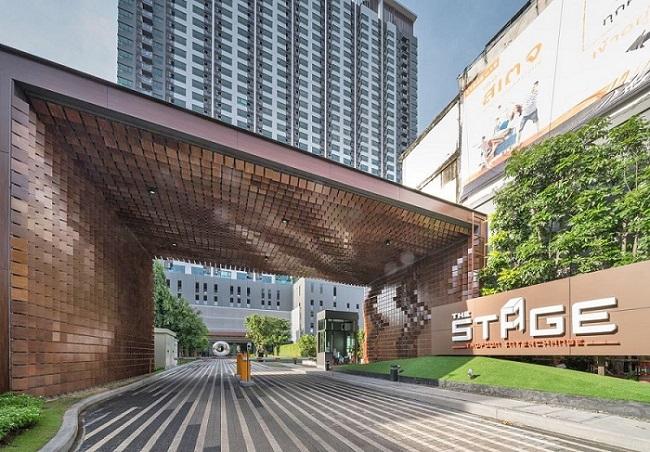 ขายคอนโดบางซื่อ วงศ์สว่าง เตาปูน : ขาย คอนโด The Stage เตาปูน Interchange ใกล้สถานีเตาปูนที่เชื่อมรถไฟฟ้า 2 สาย ในระยะเดิน 400 ม.
