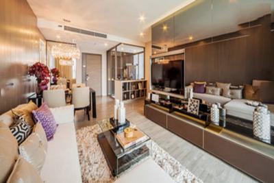 ขายคอนโดอ่อนนุช อุดมสุข : SALE ขาย เดอะรูม สุขุมวิท 69 (The Room sukhumvit69) ติด BTS Phra kanong 100meters 81sq.m. 2bedrooms Brandnew sukhumvit CBD condominium