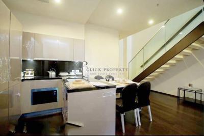 ขายคอนโดสุขุมวิท อโศก ทองหล่อ : ● duplex 2beds 107sqm ● high floor ขาย SALE The XXXIX by Sansiri Sukhumvit 39 next to ติด BTS Phrom Phong condo for sale (เดอะ เทอร์ทีไนน์ บาย แสนสิริ) | Sukhumvit - Phrom Phong - Thonglor Apartment