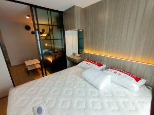 เช่าคอนโดอ่อนนุช อุดมสุข : ให้เช่าคอนโด‼Regent Home Sukhumvit 97/1 รีเจ้นท์โฮม สุขุทวิท 97/1 ใกล้ BTS บางจาก 1 ห้องนอน 1 ห้องน้ำ 1 ห้องครัว พื้นที่ 29 ตรม ตึก F ชั้น 8 ห้องสวยมาก ราคาถูก