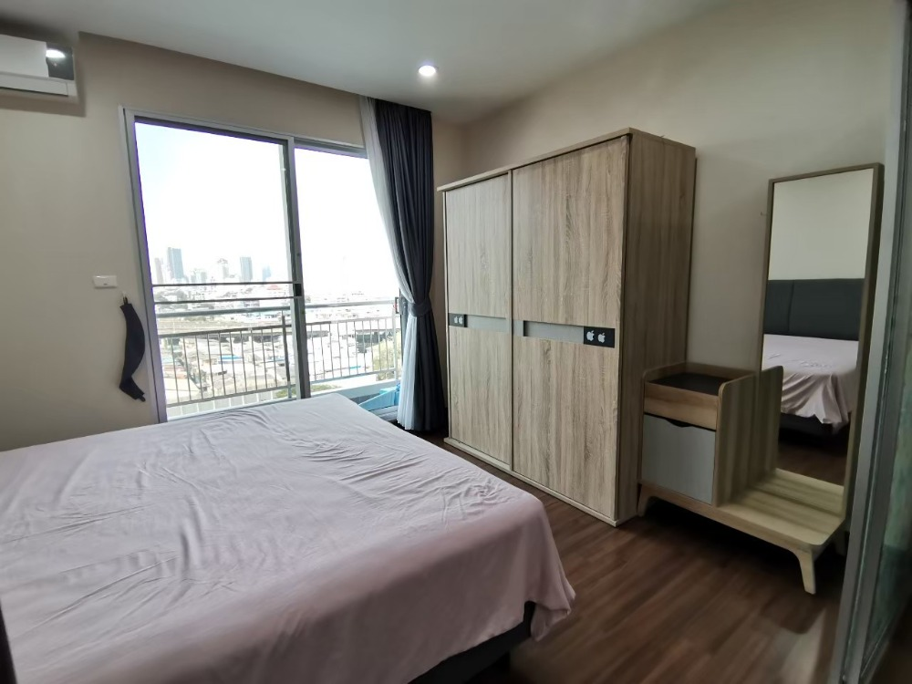 For SaleCondoSathorn, Narathiwat : Sell ! High Floor near Sathorn 34.5 Sq.m. 2.79 MB at Supalai Lite Sathorn **All included** Special Price RH-8451