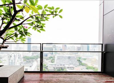 For SaleCondoSathorn, Narathiwat : SALE THE MET Sathorn Silom Condominium ___2bedrooms for sale 102sqm 94sqm___only 15.3MB The Met Sathorn Condominium with clear beautiful view