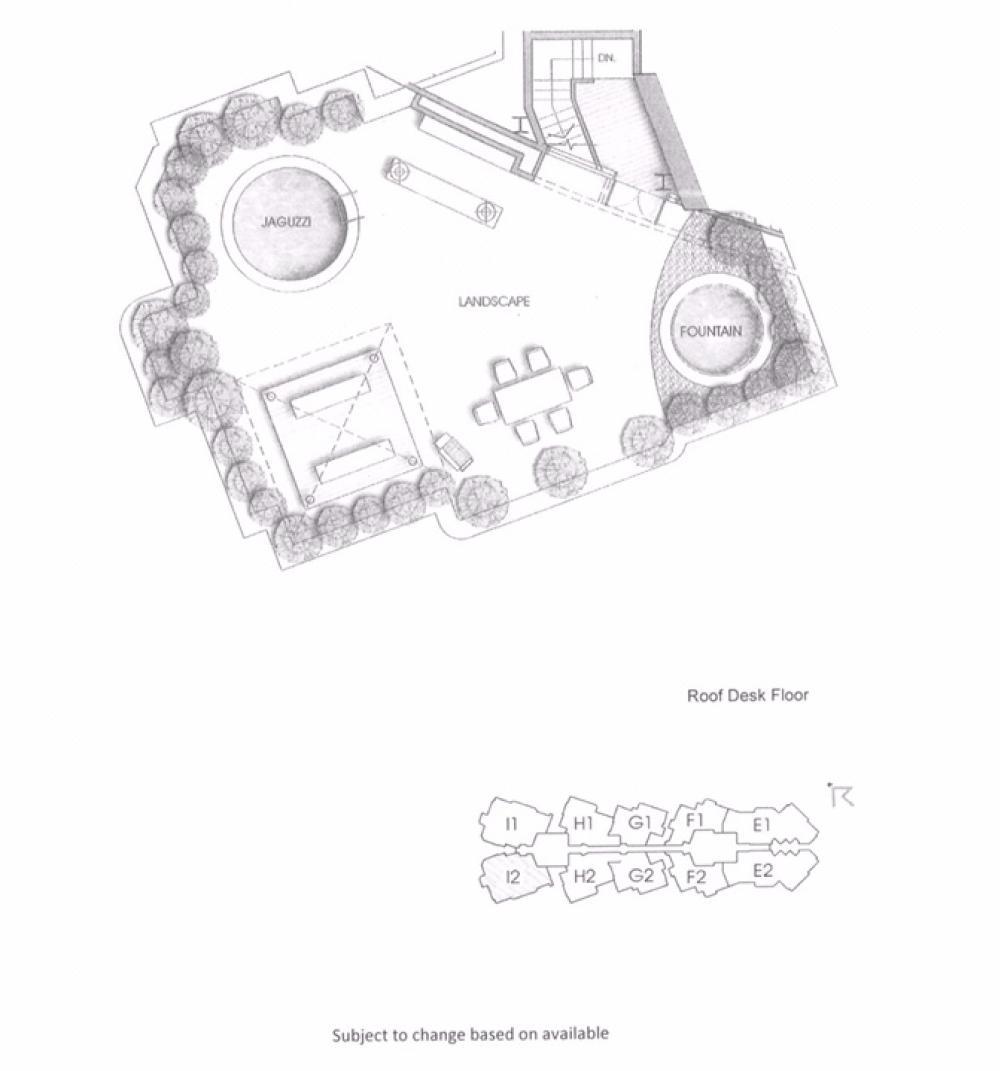 For SaleCondoWongwianyai, Charoennakor : Sale! Water Mark Condo Penthouse Triplex, Top Floor, Tower B On 26,27,28th Floor (Bare Shell) 35 MB.