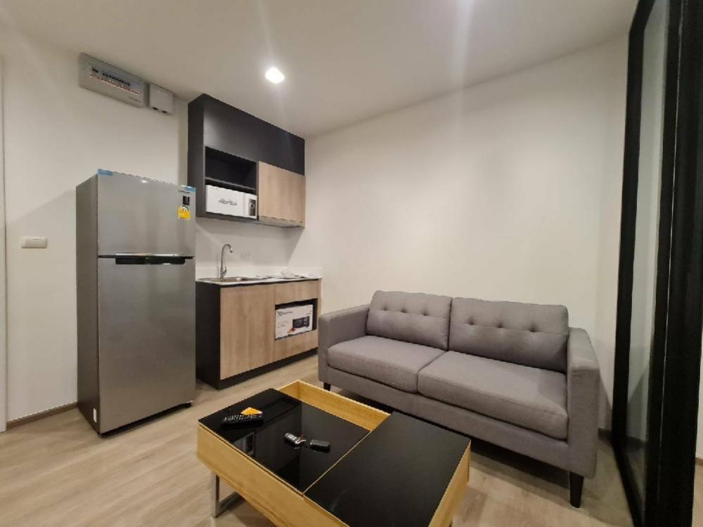 For RentCondoBang kae, Phetkasem : คอนโด ห้องใหม่ เฟอร์นิเจอร์ครบ เครื่องใช้ไฟฟ้า จุใจ