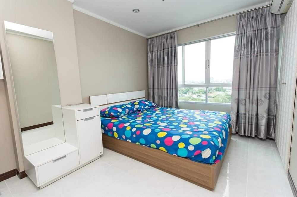 For RentCondoBangna, Lasalle, Bearing : Room for rent Lumpini Ville Lasalle Bearing