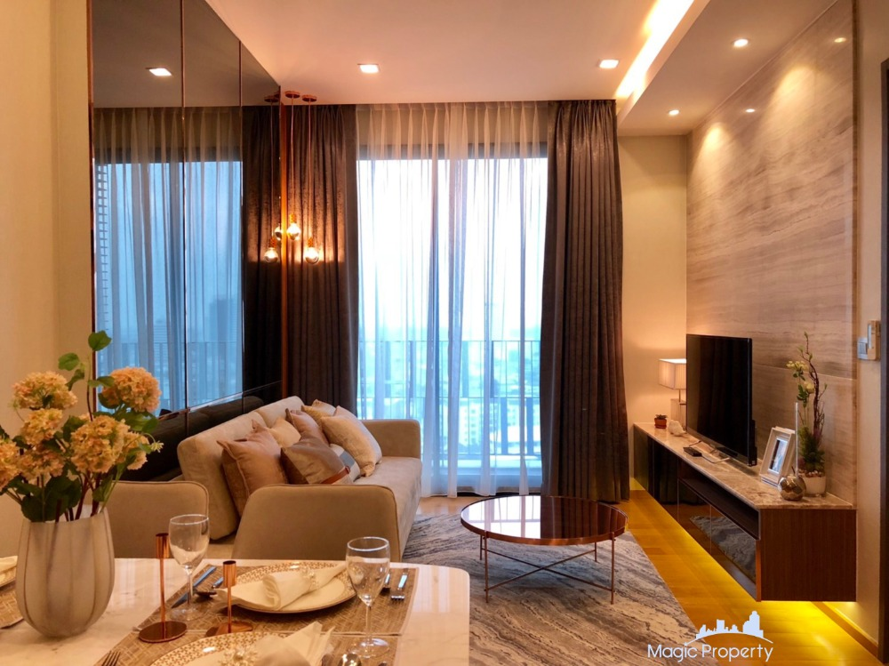 For RentCondoSukhumvit, Asoke, Thonglor : Condo for rent: Keyne by Sansiri, next to Sukhumvit 34 road, 1 bedroom 54 sq.m.