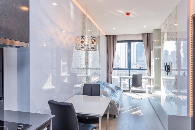 For RentCondoSukhumvit, Asoke, Thonglor : RENT 1 bedroom 33.00 sq m, city view, near MRT Sukhumvit