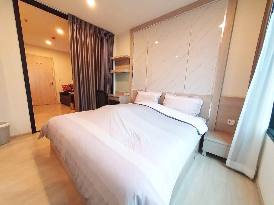 For RentCondoRama9, RCA, Petchaburi : For rent 1 bedroom 35.00 sq m near MRT Phetchaburi Life Asoke.