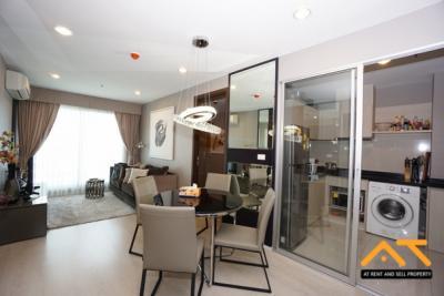 For RentCondoSathorn, Narathiwat : For Rent - Rhythm Sathorn Narathiwas - 55 sq.m. 2 Bedrooms, Fully furnished