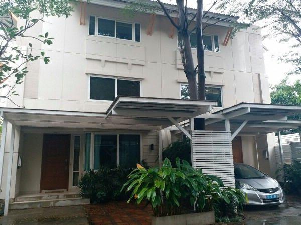 For RentHouseSukhumvit, Asoke, Thonglor : House for rent at Sukhumvit 63