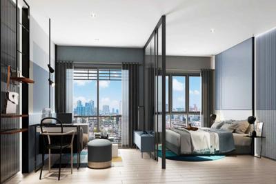 ขายคอนโดพระราม 3 สาธุประดิษฐ์ : ✦หลายยูนิตให้เลือก 30sqm - 85sqm✦ ขาย SALE The Key Rama 3 (เดอะ คีย์ พระราม 3) for sale 10 meters to BRT เจริญราษฎร์ - 2mins to ห้าง Terminal 21 department store | Rama 3 - Chao Phraya Riverside condominium apartment