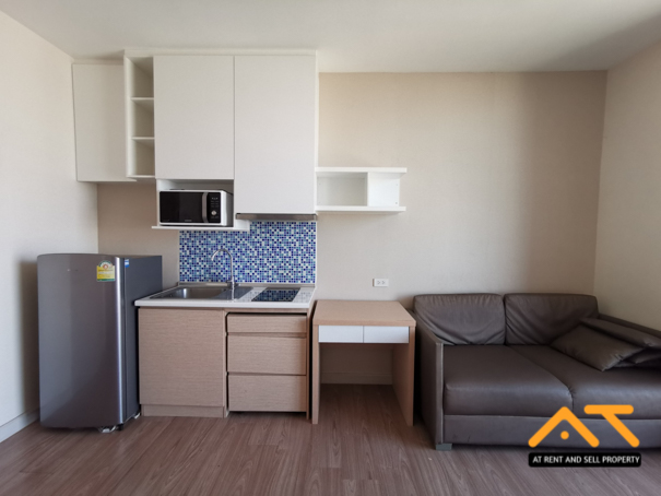 For SaleCondoRatchathewi,Phayathai : For Rent/Sell The Capital Ratchaprarop - Vibha 1Bedroom 31 Sq. , Fully furnished