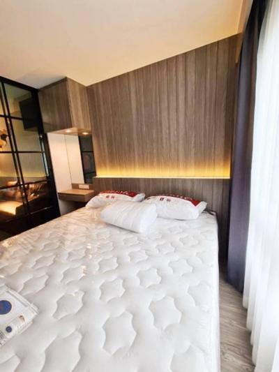 For RentCondoOnnut, Udomsuk : 🔥🔥 New !!  Condo for rent, Regent Home Sukhumvit 97/1, size 28.5 sqm., 8th floor #, near BTS Bangchak code 4728