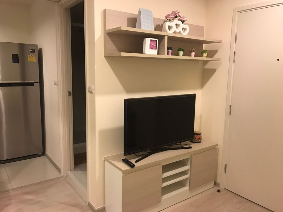 For RentCondoBang Sue, Wong Sawang : [A180] Condo for rent, Aspire Ratchada-Wongsawang (Aspire Ratchada Wongsawang), size 26 sq.m., Building A, 9th floor, corner room, next to MRT Wong Sawang Station.