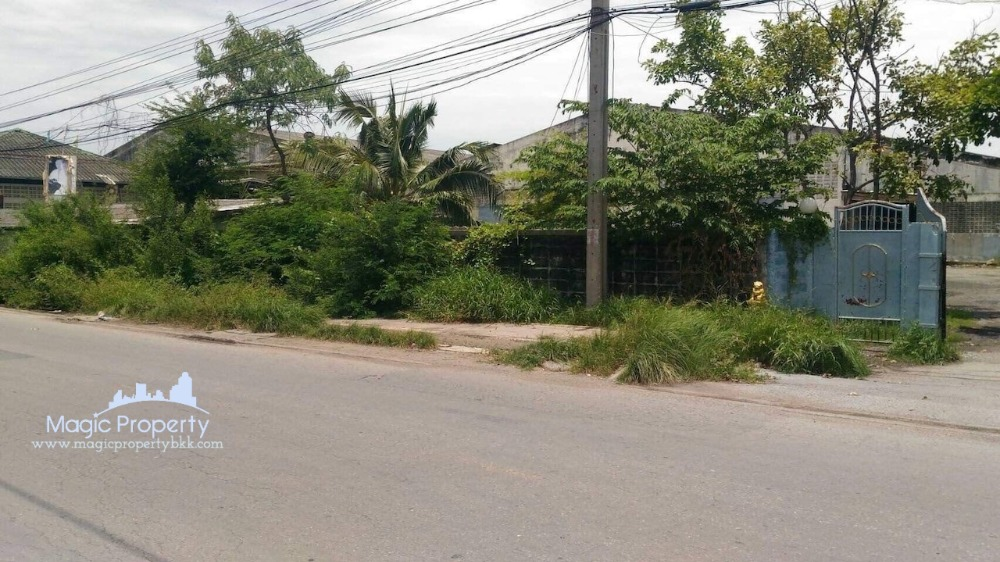 For SaleWarehouseSamrong, Samut Prakan : Warehouse/Factory For Sale Samut Prakan 9 Rai Land