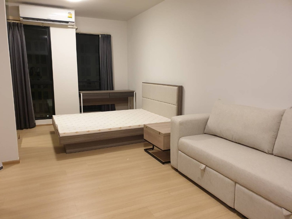For RentCondoBangna, Lasalle, Bearing : For rent UNiO Sukhumvit 72 Phase 2 (700m./9 mins walk from Bearing BTS Station)
