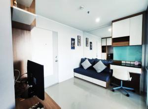 For RentCondoRama9, RCA, Petchaburi : For rent!! Lumpini Park Rama 9 - Ratchada, MRT Petchaburi, 1 Bedroom 28 sq.m.