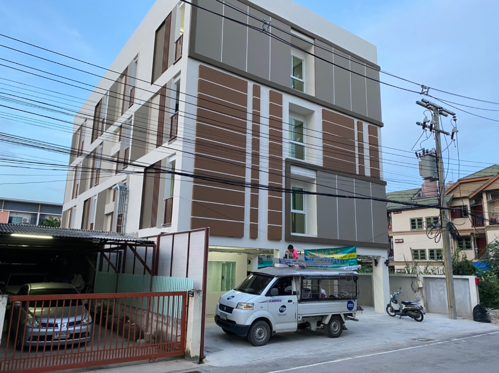 For SaleBusinesses for saleChiang Mai : H275 Apartment for sale in Ched Yod , newly built, fully furnished.