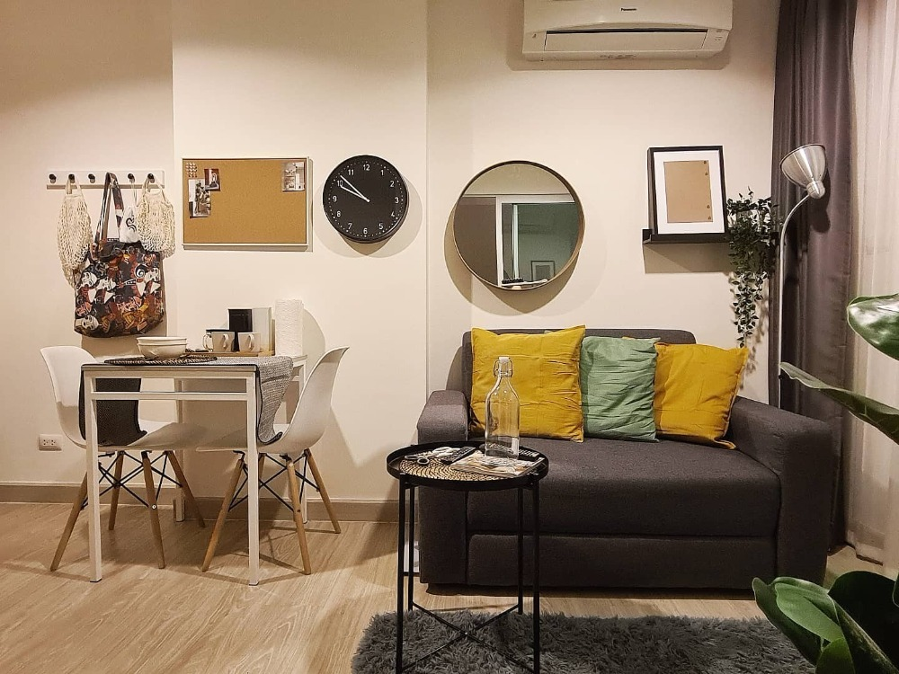 For RentCondoChaengwatana, Muangthong : Aspire Ngamwongwan Fully Furnished Ready to move in 🔥Hot Deal! Make an appointment to see the room Line ID: @ n4898 (with @) #Add Line, reply very quickly.
