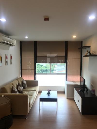 For RentCondoKasetsart, Ratchayothin : For Rent Bridge Phaholyothin 37 (46 sqm.)