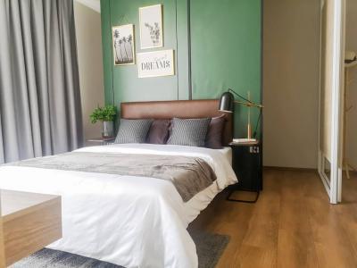 For RentCondoSukhumvit, Asoke, Thonglor : A1491 Park Origin Prompong for rent | Studio size 33 sq m, beautiful decoration * BTS Phrom Phong.