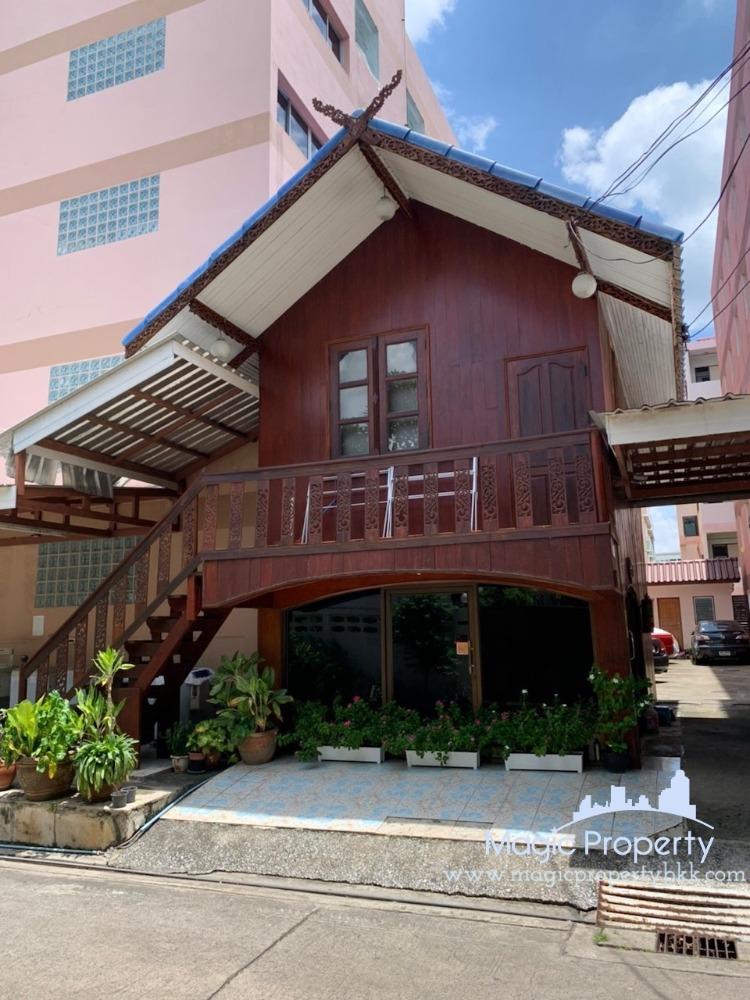 For SaleBusinesses for saleLadprao101, The Mall Bang Kapi : For sale, 5-storey apartment building, 2 buildings, 150 rooms, Lat Phrao, Khlong Chan, Bang Kapi, Bangkok.