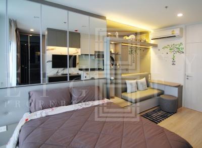For RentCondoRatchadapisek, Huaikwang, Suttisan : For Rent Noble Revolve Ratchada 1 (22 sqm.)