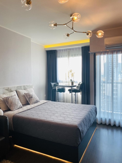 For RentCondoBangna, Lasalle, Bearing : Ideo Sukhumvit 93 for rent Studio 12,000