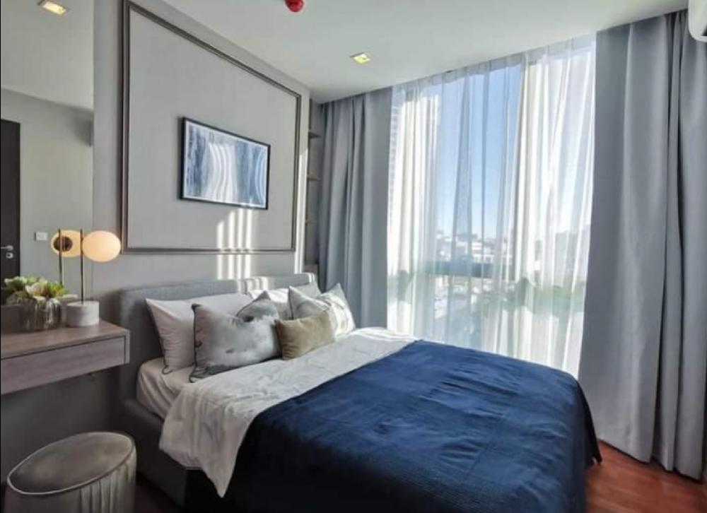 For RentCondoRatchathewi,Phayathai : Condominium For rent Wish Signature Midtown Siam