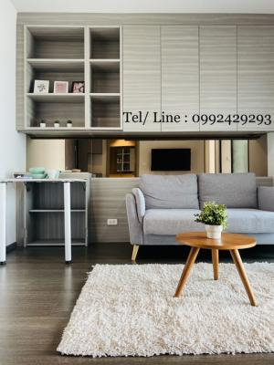 For RentCondoOnnut, Udomsuk : Ideo Sukhumvit 93 for rent 12,000, beautiful room, fully furnished, ready to move in.