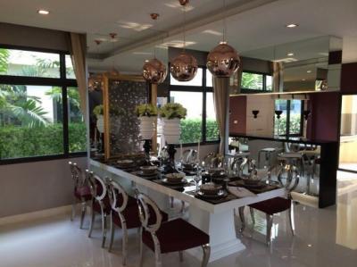 For RentHouseRama5, Ratchapruek, Bangkruai : House for rent Perfect Masterpiece Ratchapruek (Perfect Masterpiece Ratchapruek) on the main road, Ratchapruek. Near Si Rat Expressway, Muang Nonthaburi, size 135 square meters
