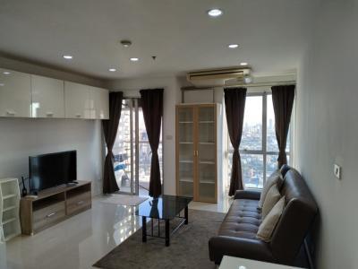 เช่าคอนโดสีลม บางรัก : Silom Suite Fully Furnished Ready to move in