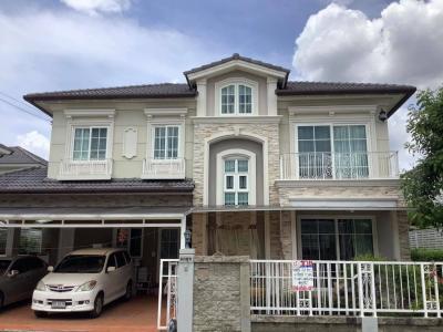 For SaleHouseKaset Nawamin,Ladplakao : House for sale, Grandio Ladprao Kaset Nawamin