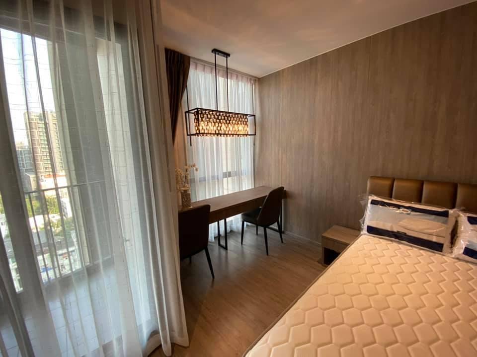 For RentCondoSukhumvit, Asoke, Thonglor : [A204] Super cheap ** Special price cut 16,000 baht 🔥🔥🔥 Condo for rent Rhythm Ekkamai (RHYTHM EKKAMAI) (Sukhumvit 63), size 30 sq.m., floor 12A, near BTS Ekkamai 250 meters
