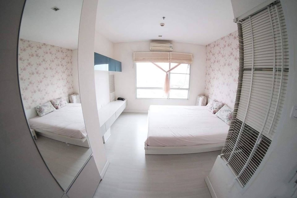 For RentCondoRatchadapisek, Huaikwang, Suttisan : The Room Ratchada-Ladprao  Fully Furnished Ready to move in