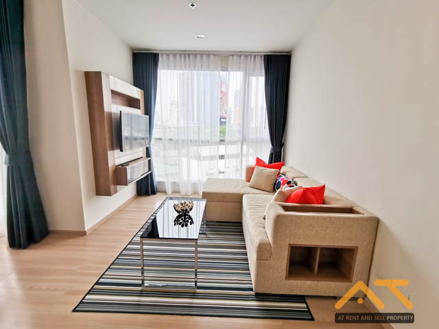For RentCondoSathorn, Narathiwat : For rent: Rhythm Sathorn, 1 bedroom, 55 sq.m.