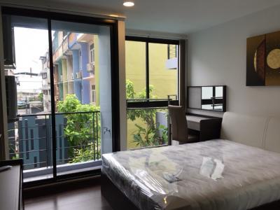 For RentCondoWongwianyai, Charoennakor : !! Beautiful room for rent Bangkok Feliz Sathorn-Taksin (Bangkok Feliz Sathorn-Taksin) near BTS Krung Thon Buri