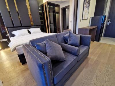เช่าคอนโดสยาม จุฬา สามย่าน : ให้เช่า 1 ห้องนอน Ashton Chula-Silom