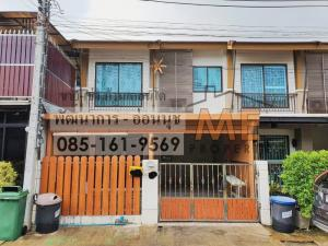 For SaleTownhousePattanakan, Srinakarin : Quick sale, beautiful townhouse. Pattanakarn-On Nut, good price, ready to move in, convenient to travel, near BTS On Nut TB19-18