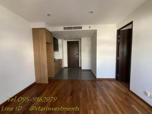 ขายคอนโดราชเทวี พญาไท : 🔥ขายด่วน🔥 Condo Wish Signature Midtown Siam ฟรีโอน ชั้น 10 ห้องมุม พื้นที่ใช้สอย 39.62 ตรม.