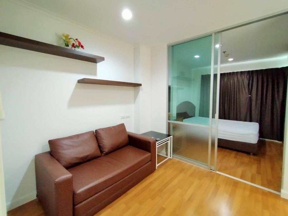 For RentCondoRama3 (Riverside),Satupadit : Condo for rent, Lumpini Park Riverside Rama 3, size 27 sq.m. / 9,000 B.