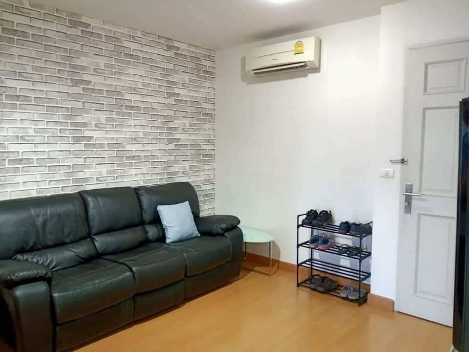 For SaleCondoRatchadapisek, Huaikwang, Suttisan : Condo for sale at Life @ Ratchada, Huay Kwang, size 41 sq m. fully furnished 3.99 MB.