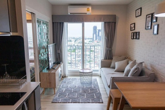 For RentCondoSathorn, Narathiwat : Kp43-0001 For rent The Key Sathorn-Charoenrat.