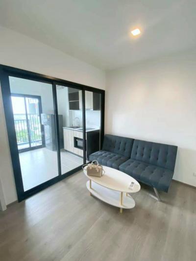 For RentCondoBang kae, Phetkasem : For rent, TheBase Phetkasem, 32 sq m, 1 bedroom, fully furnished, 10,000 baht / month.