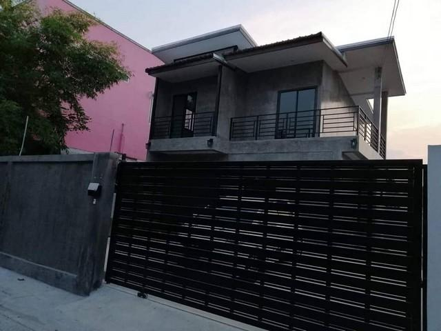 For SaleHouseYothinpattana,CDC : House for sale, Soi Ladprao 101 Ready to move in Modern loft style Completed house 2019