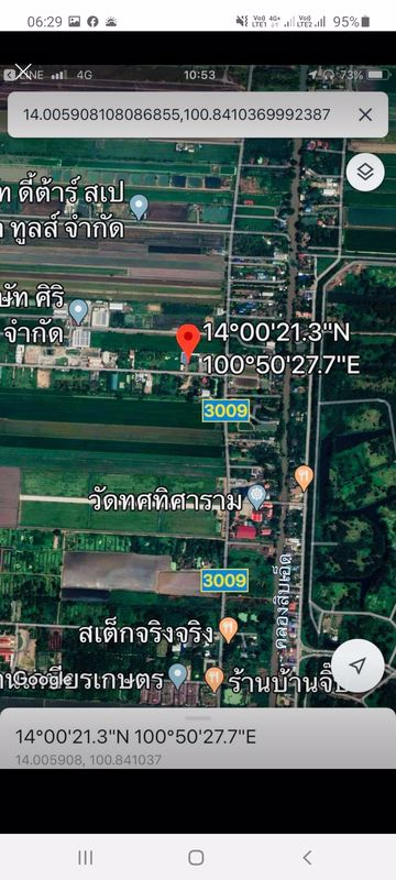 For SaleFactoryRangsit, Patumtani : Ps156 Lam Luk Ka factory for sale 2 rai over 23 million price, ready to use