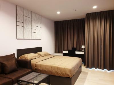 For RentCondoWitthayu,Ploenchit  ,Langsuan : Studio room for rent, Life One Wireless project