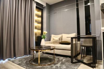 เช่าคอนโดพระราม 9 เพชรบุรีตัดใหม่ : For RENT ให้เช่า 1 ห้องนอน Ideo Mobi Asoke