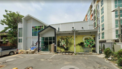 For RentHouseSukhumvit, Asoke, Thonglor : Rent a large 2-storey building, suitable for a restaurant, Spa Thonglor.